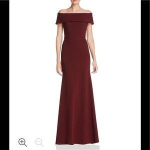 Dress the Population Jackie Off Shoulder  Gown